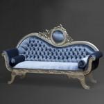 Sofa malas Victorian couch