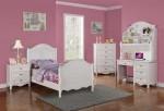 Tempat tidur anak set model klasik