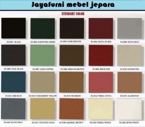 warna finishing jayafurni.com