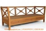 Sofa minimalis Jati laci BJ-012