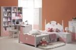 Set kamar anak perempuan minimalis