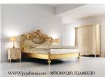Set kamar tidur Mewah Gold Elegant