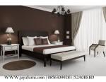 Kamar Tidur Set Jati Minimalis Mewah BRS-031