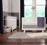 Box bayi Putih Vincent Ivory Set