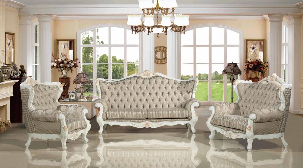 Kursi sofa ukiran mewah jepara