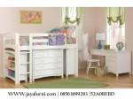 Set Tempat tidur anak tingkat multifungsi