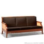 Kursi Sofa Minimalis Modern Kayu Jati