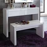 Meja Rias Putih Duco Minimalis