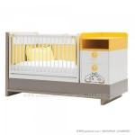 Box Bayi Kayu Serbaguna 3 Warna
