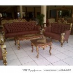 Sofa Tamu Ukir Royal Barcelona Jumbo