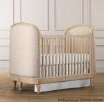 Tempat Tidur Bayi Jok Full Ukir