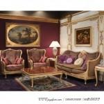Kursi Tamu Sofa Mewah Royal Gold