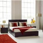 Kamar Tidur Minimalis Jati Set Bedside