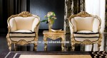 Kursi Teras Mewah Ukir Klasik Gold