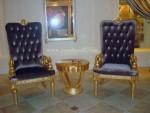 Kursi Sofa Kamar Hotel Set Mewah