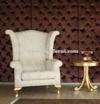 Kursi Sofa Santai Mewah Untuk Kamar Hotel