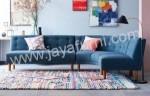 Sofa Sudut Minimalis Seri Retro