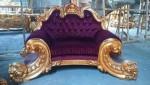 Sofa Mewah Klasik Ukiran Jepara