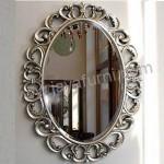 Cermin Dinding Murah Model Oval