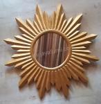 Cermin Hias Murah Model Sinar