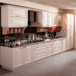 Kitchen Set Modern Duco Minimalis Murah