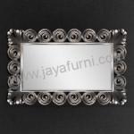 Pigura Cermin Minimalis Panjang