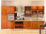 Kitchen Set Jati Minimalis Simpel