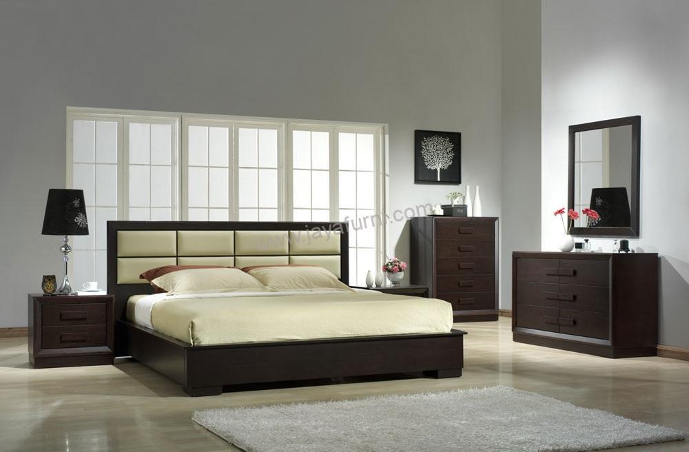 Set Kamar Tidur Modern Minimalis Mewah