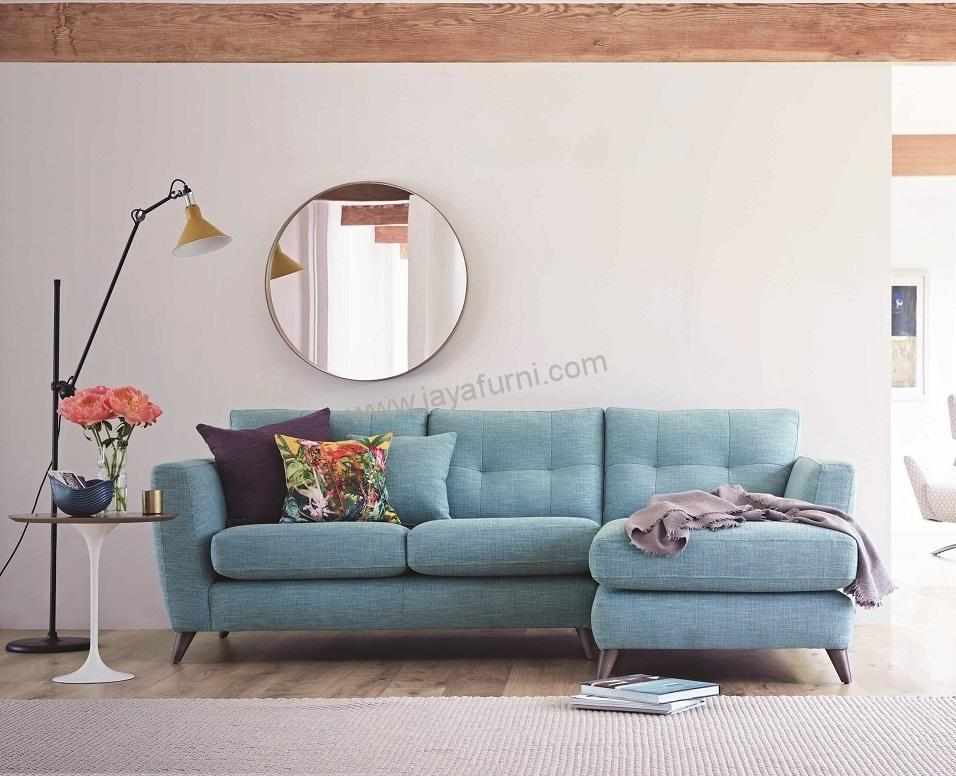 Sofa L Retro Set