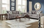 Set Sofa Minimalis Grey