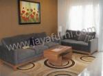 Sofa Minimalis Ruang Tamu Bludru