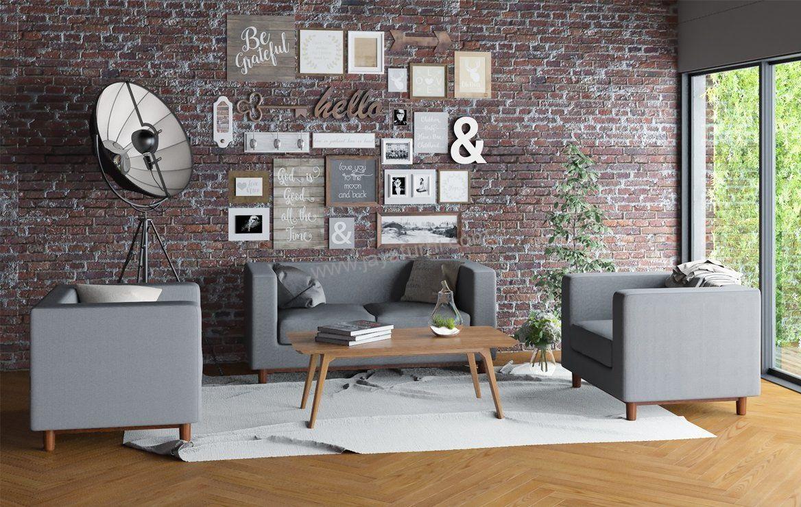 Sofa Minimalis Scandinavian Dyre