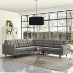 Sofa Tamu Retro Sudut