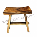 Stool Kursi Trembesi Solid