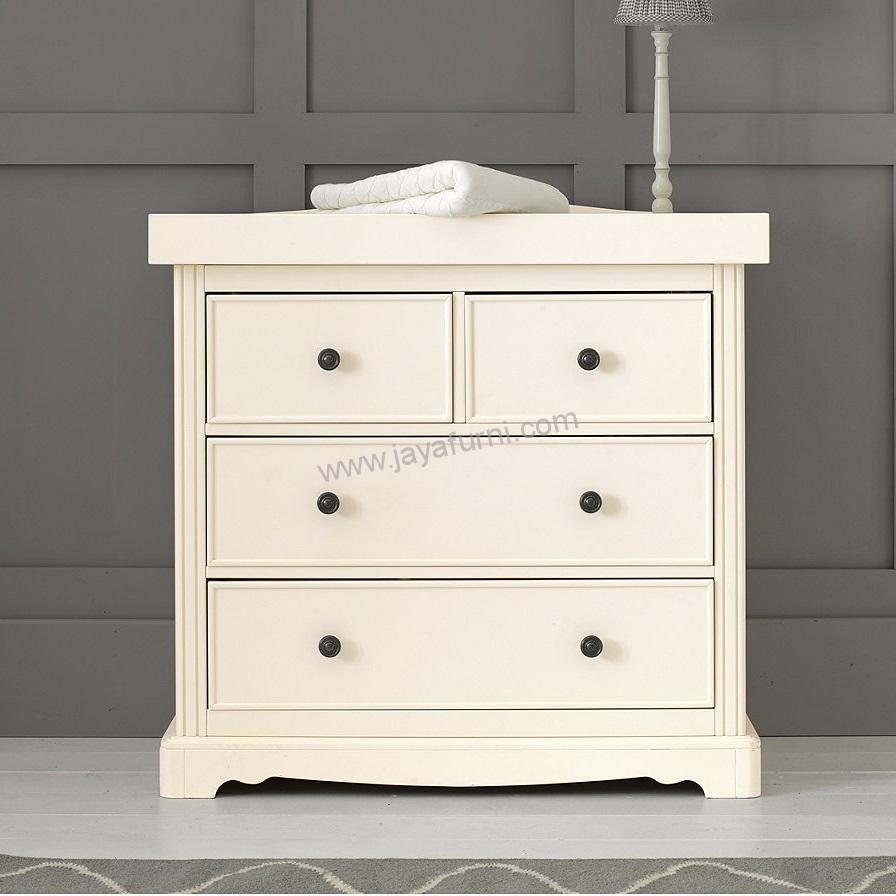 Baby Tafel Duco White Ivory, jual Baby Tafel Duco White Ivory, model Baby Tafel Duco White Ivory