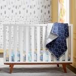 Box Bayi Putih Minimalis Jari Besar Modern