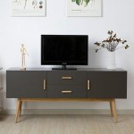 Bufet Tv Retro Dark Brown